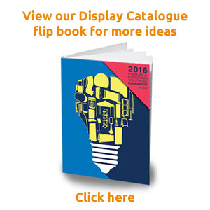 Large Format Print Display Catalogue Edinburgh